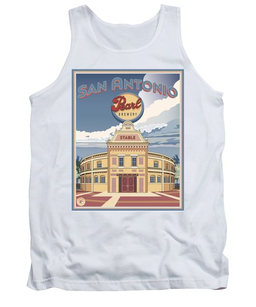 The Pearl Stable Tank Top