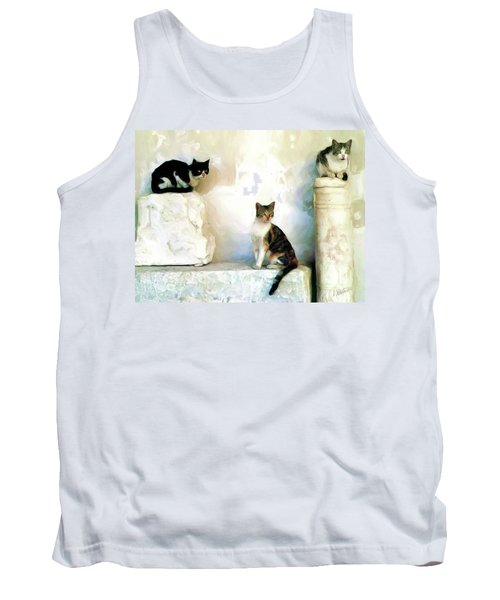 The Pose - Rdw250812 Tank Top