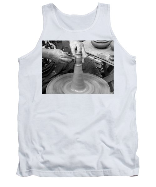 The Potter's Hands Tank Top