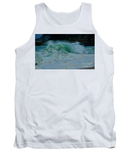 The Power Of Waves Tank Top