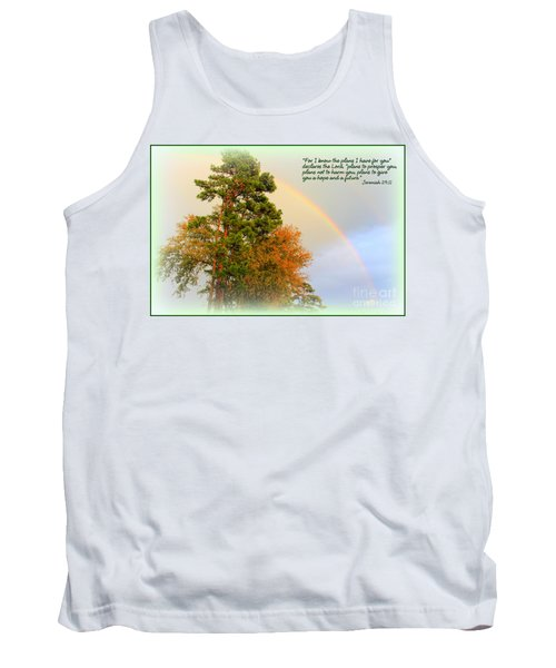 The Promises Of God Tank Top