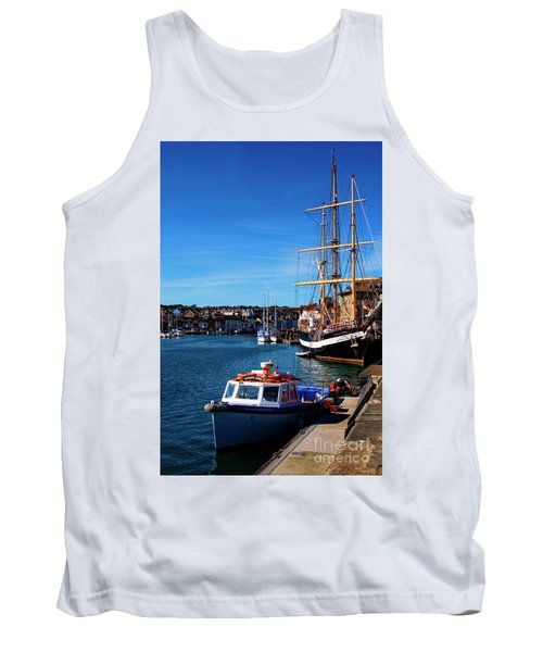 The Quayside  Tank Top