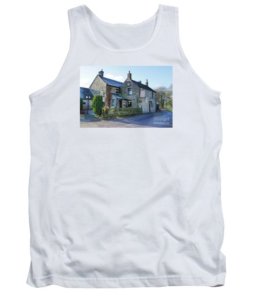 The Queen Anne At Great Hucklow Tank Top