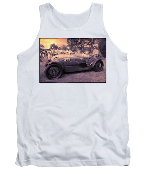 The Racer Tank Top