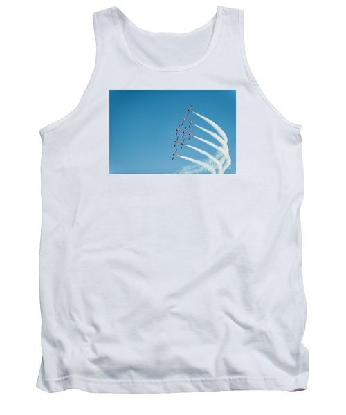The Rcaf Snowbirds Tank Top