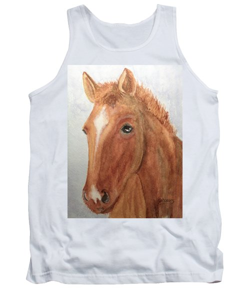 The Red Pony Tank Top
