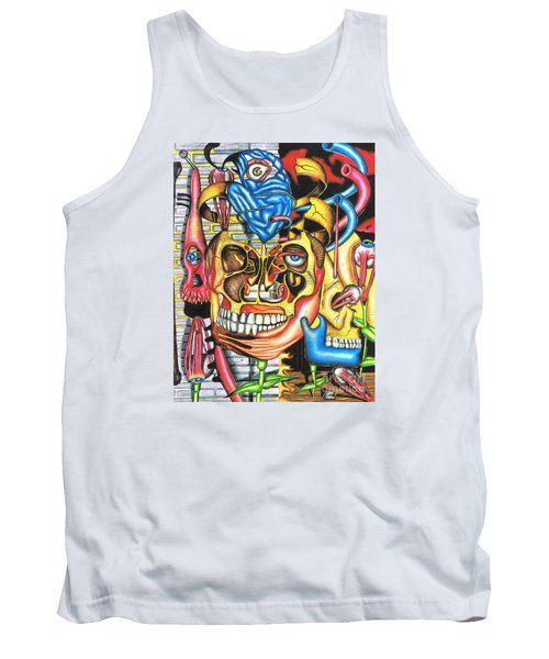 The Roots Of Human Evolution Tank Top