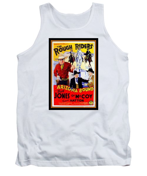The Rough Riders Tank Top
