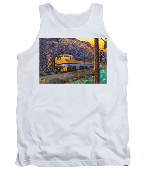 The Royal Gorge Tank Top by J Griff Griffin