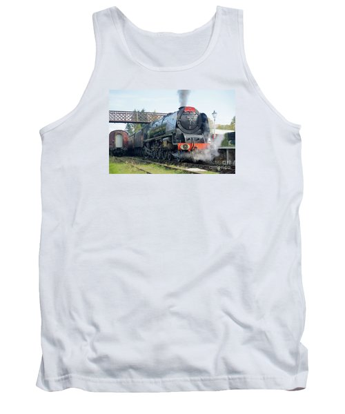 The Royal Scot At Butterley Tank Top