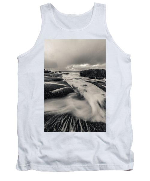 The Rush Of The North Sea Tank Top