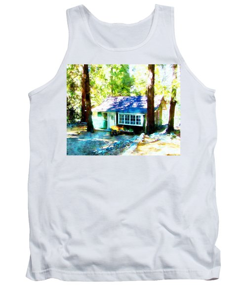 The Visitor Tank Top