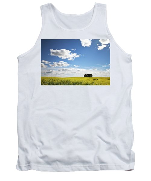 The Saskatchewan Prairies II Tank Top