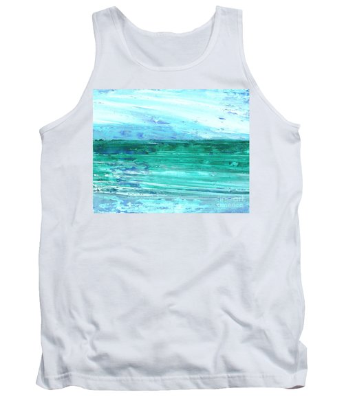 The Sea Tank Top