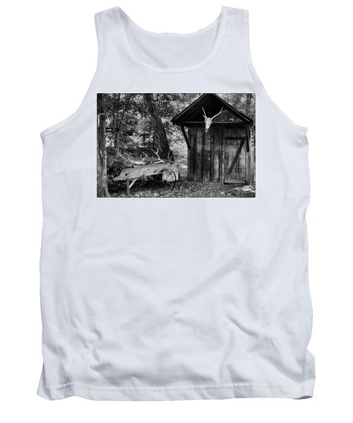 The Shack Tank Top by Wade Courtney