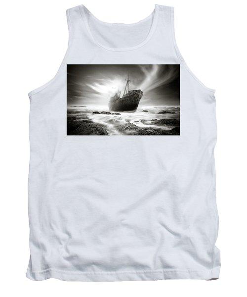 The Shipwreck Tank Top