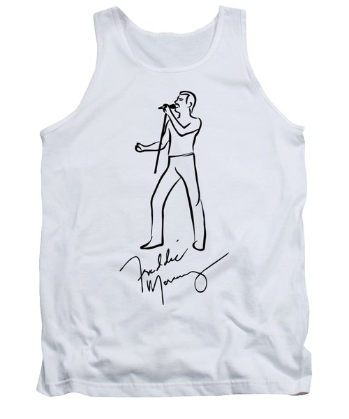 The Show Must Go On Tank Top