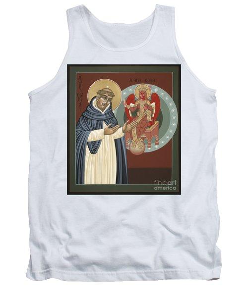 The Silence Of St Thomas Aquinas 097 Tank Top