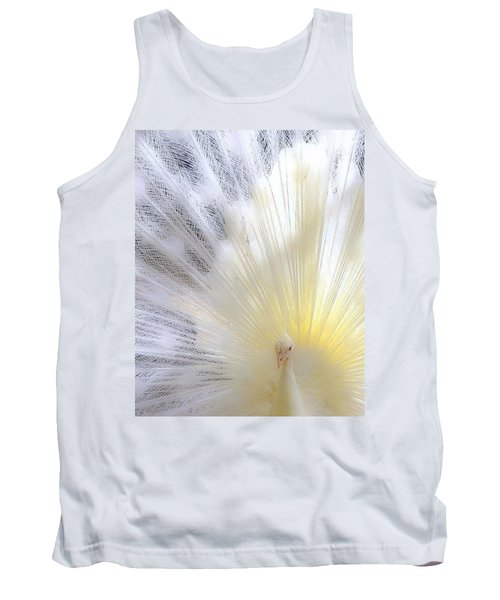 The Softer Side Of White Tank Top