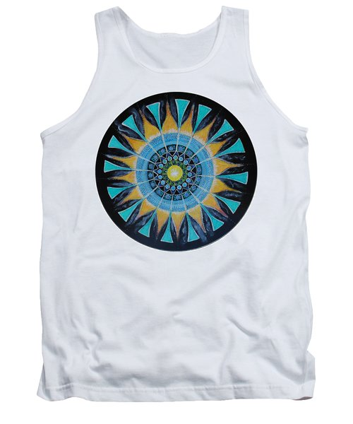 The Soul Mandala Tank Top