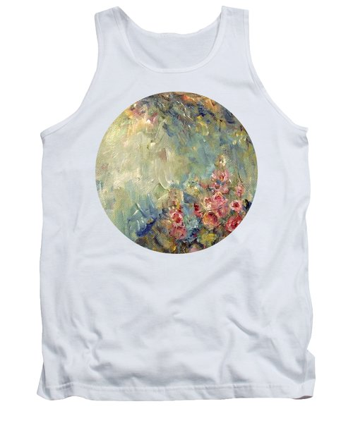 The Sparkle Of Light Tank Top