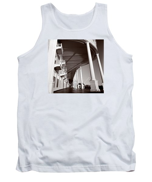 The Spirit Of Mackinac Tank Top