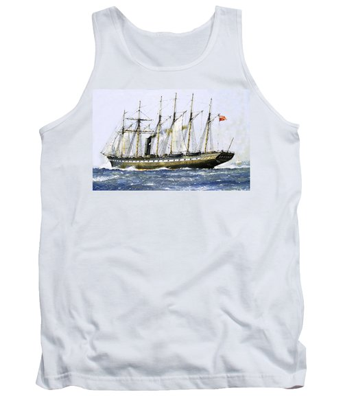 The Ss Great Britain Tank Top