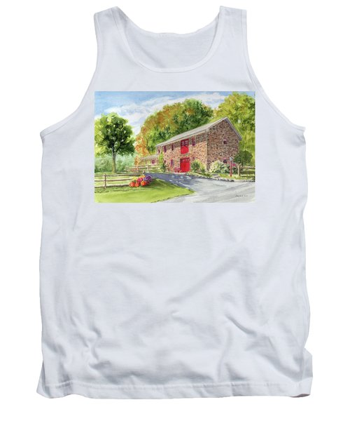 The Stone House Tank Top