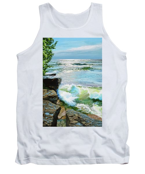 The Storm Is Gone Tank Top