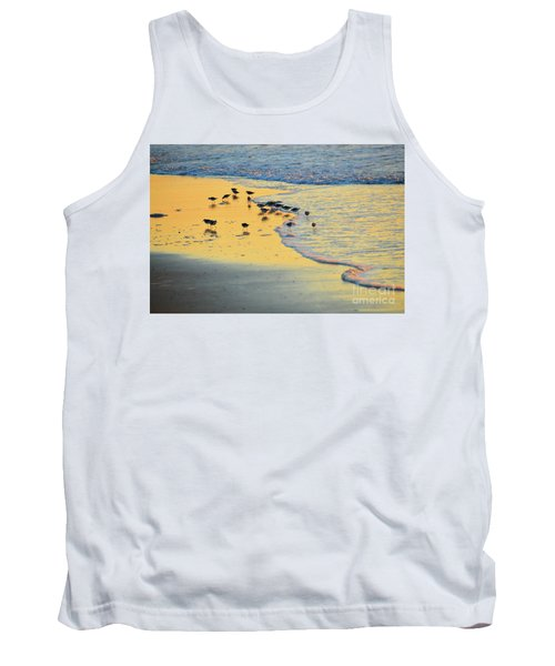The Sun Is Shining And So Are You Tank Top