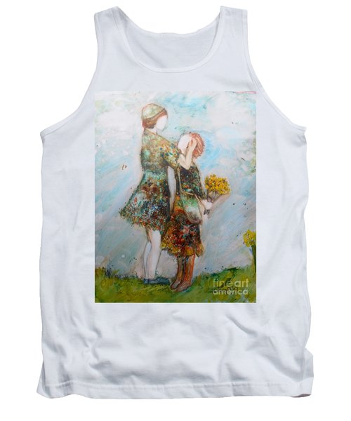 The Surprise Tank Top