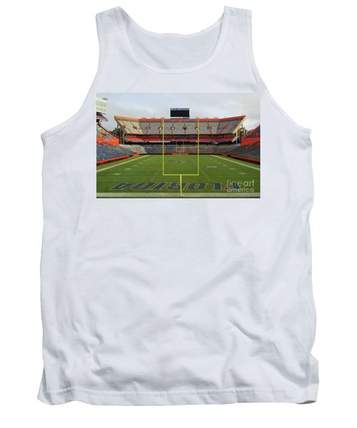 The Swamp Tank Top by D Hackett