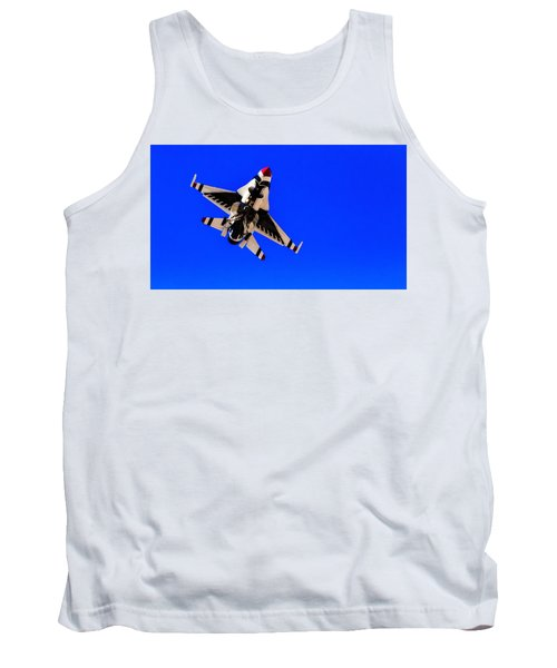 The Team Usaf Thunderbirds Tank Top
