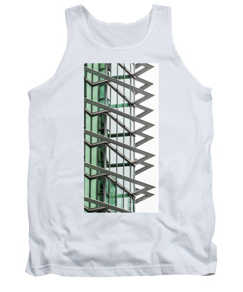 Tank Top featuring the photograph The Teeth by Chris Dutton