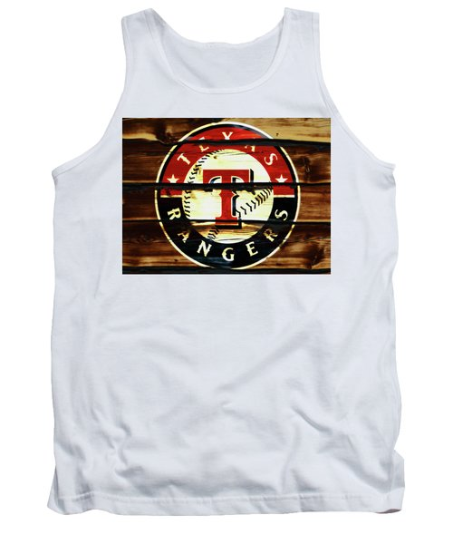 The Texas Rangers 2w Tank Top