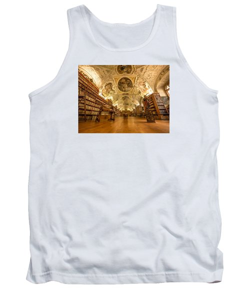The Theological Hall Tank Top