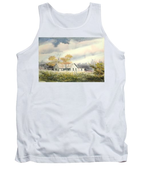 The Thompson Place Tank Top by Sam Sidders