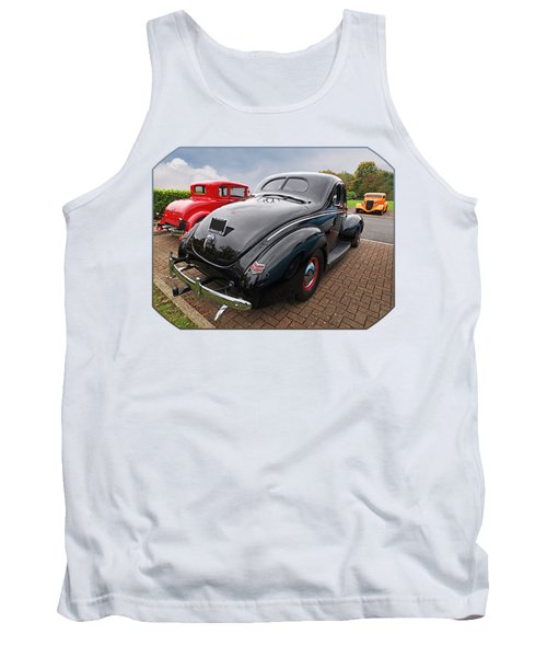The Three Amigos - Hot Rods At Pistons In The Park Tank Top