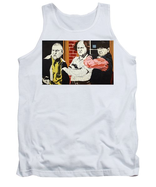 The Three Stooges Tank Top