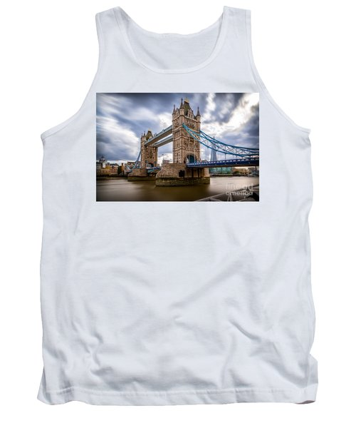 The Three Towers Tank Top by Giuseppe Torre