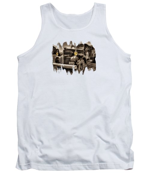 Tillamook Cheese Express Tank Top