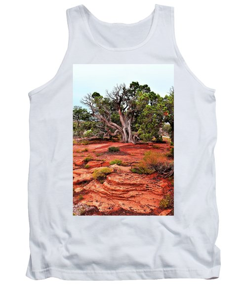 The Tree That Knows All Tank Top
