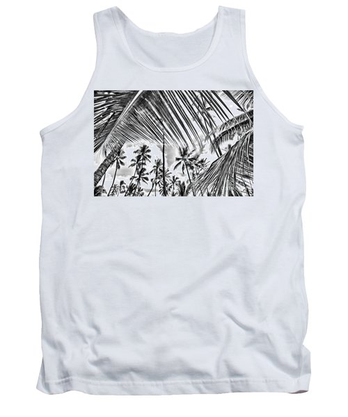 Tank Top featuring the photograph The Tropics by DJ Florek