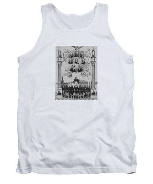 The Union Must Be Preserved Tank Top by War Is Hell Store