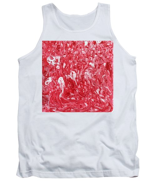 The Valentine's Day Massacre Tank Top
