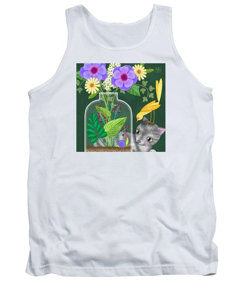 The Visitors Tank Top