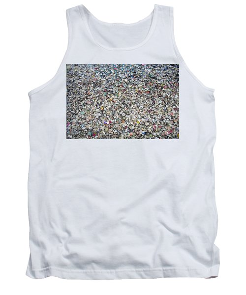 The Wall #12 Tank Top
