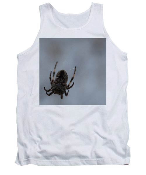 Tank Top featuring the photograph The Webs We Weave by Ramona Whiteaker