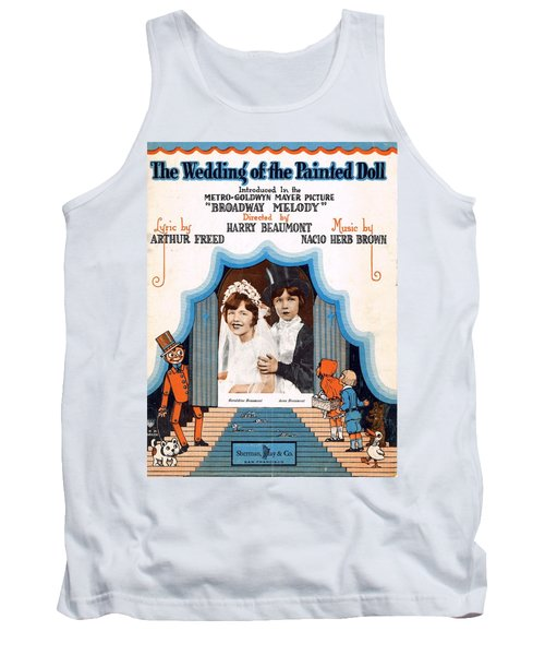 The Wedding Of The Painted Doll Tank Top