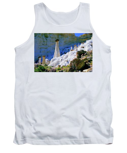 The White Hoodoos Tank Top